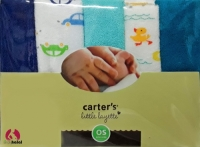10 Pack Baby Washcloths