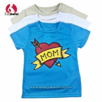 Toddler Boy Short Sleeve Graphic Tee