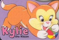 Animal Shaped Board Book - Kylie