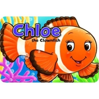Animal Shaped Board Book - Chloe