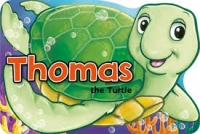 Animal Shaped Board Book - Thomas