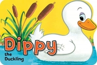 Animal Shaped Board Book - Dippy