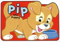Animal Shaped Board Book - Pip