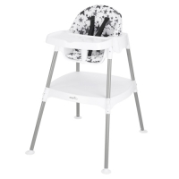 Evenflo 4-in-1 Eat & Grow Convertible High Chair - Pop Star
