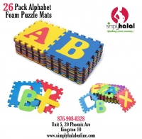 26 Pc ABC Foam Puzzle Mat