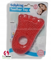 Teether Toy - Foot