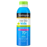 Neutrogena Wet Skin Kids Beach & Pool Sunscreen Spray