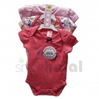 3 Pk Onesies - Assorted