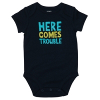 Here comes trouble bodysuit