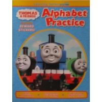 Thomas & Friends - Alphabet Practice