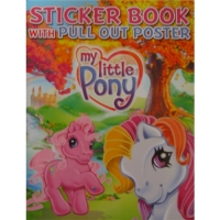 My Little Pony - Sticker Book