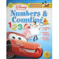 Disney Learning - Numbers and Counting