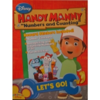 Disney - Handy Manny Numbers and Counting