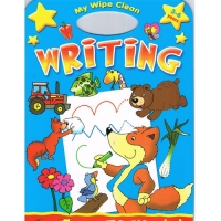 My Wipe Clean - Writing - With Foxy Book