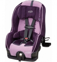 Tribute�?� Deluxe Convertible Car Seat, Kristy