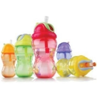 Nuby No Spill Flip It 12 oz Cup