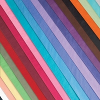 Tissue Paper - Assorted Colours - Test Product