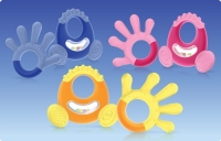 Nuby Softees�?� Hard and Soft Teether