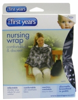 The First Years Nursing Wrap - Assorted