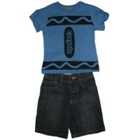 2-Piece Pants Set - Crayola (Assorted Colours)