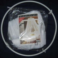Mosquito Net (Ready To Hang)