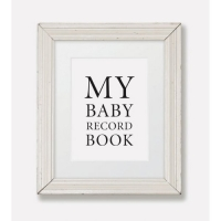 My Baby Record Book [Hardcover]