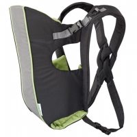 Evenflo Breathable Carrier - Bright Lime