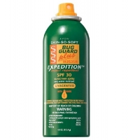 SKIN SO SOFT Bug Guard Plus IR3535® Expedition�?� SPF 30 Aerosol Spray