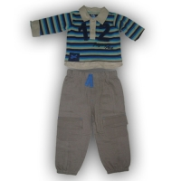2-Piece Pant Set - Flying Ace