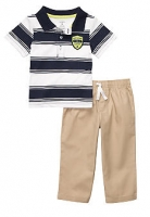 "Carter's® ""Awesome Like Daddy"" Pant Set"