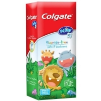 Colgate Children's My First, Toddler, Floride Free Toothpaste, 1.75 oz